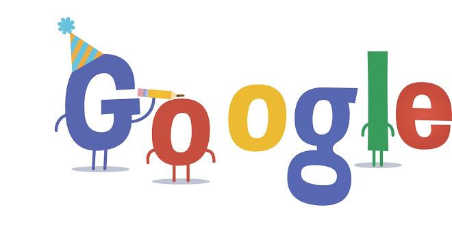 google logo, گوگل