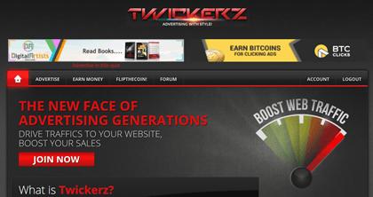 سایت Twickerz