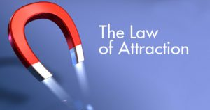 the law of attraction, قانون جذب