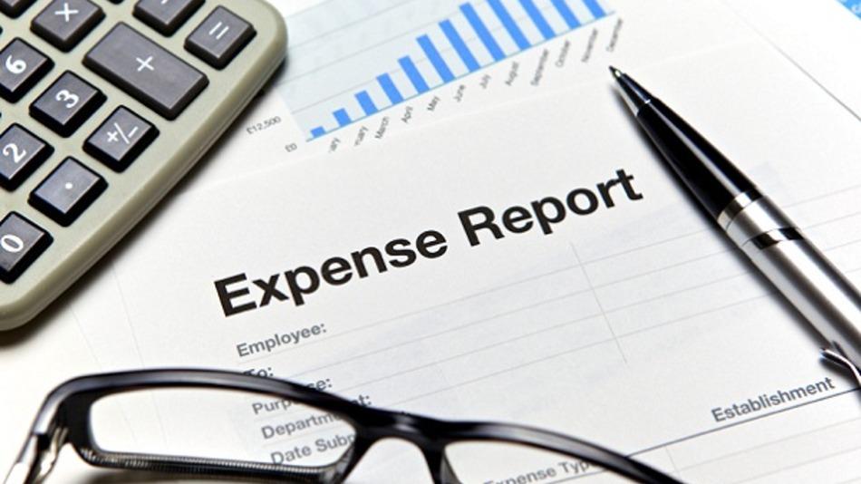 expenses report , هزینه های راه اندازی سایت