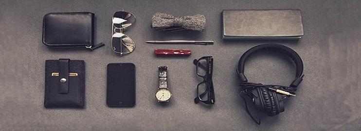 اکسسوری مردانه - دستبند مردانه - گردنبند مردانه - مردان شیک پوش - هدیه برای روز مرد