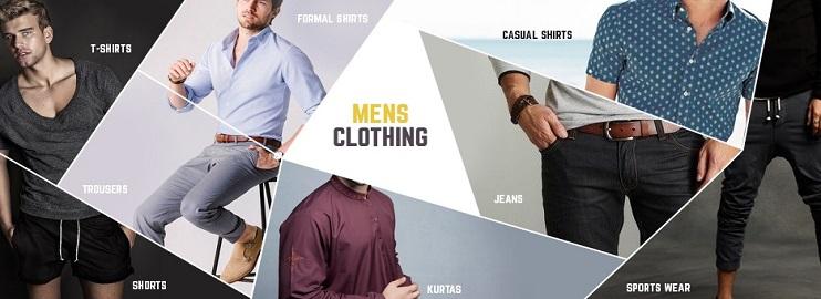 پوشاک مردانه - خرید لباس مردانه شیک - پیراهن - شلوار