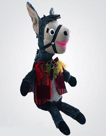 عروسک جیگر - خرید عروسک جیگر - خرید عروسک - عروسک های کلاه قرمزی