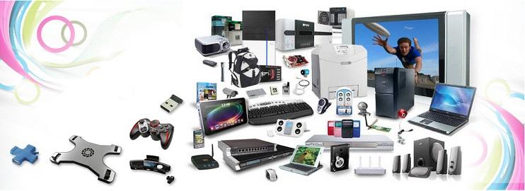 لوازم جانبی موبایل - لوازم جانبی کامپیوتر - تجهیزات - جعبه ابزار - هدفون