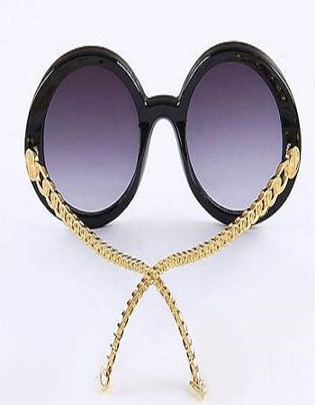 عینک آفتابی زنانه - عینک شنل - خرید عینک آفتابی زنانه